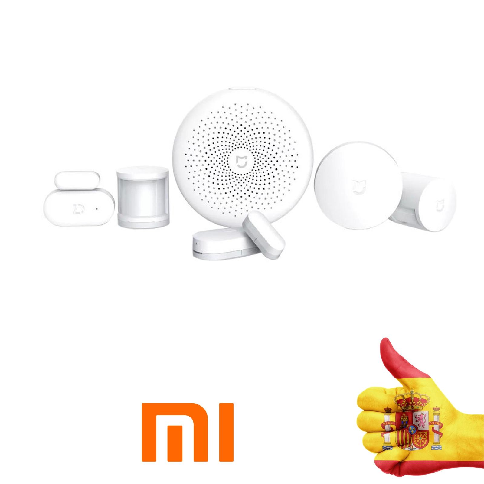 Original Mi Smart Sensor Set-home Automation And Home Security-Xiaomi Door-window Human Body Sensor Switch Inalámb