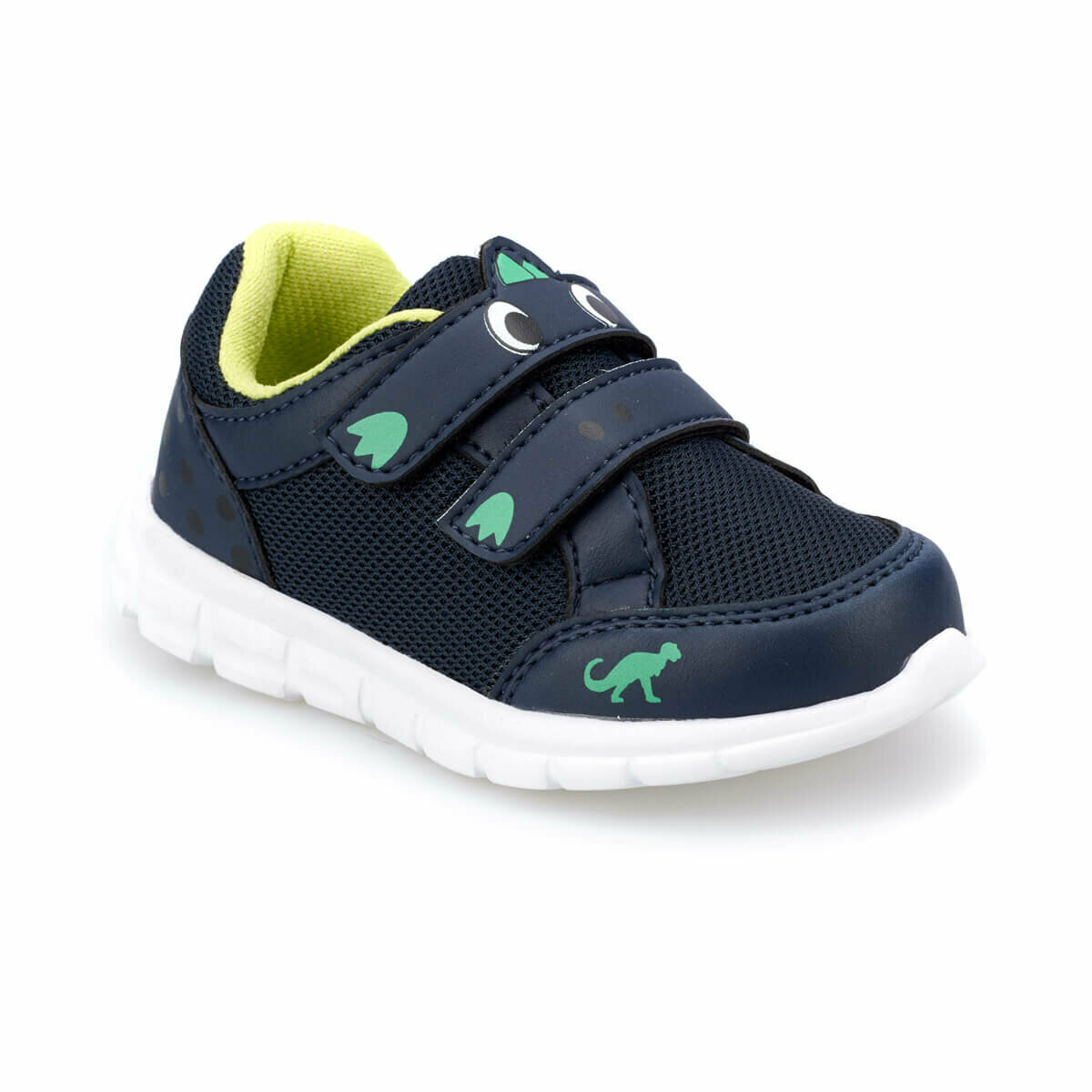 FLO BUFFY Navy Blue Male Child Sneaker Shoes KINETIX