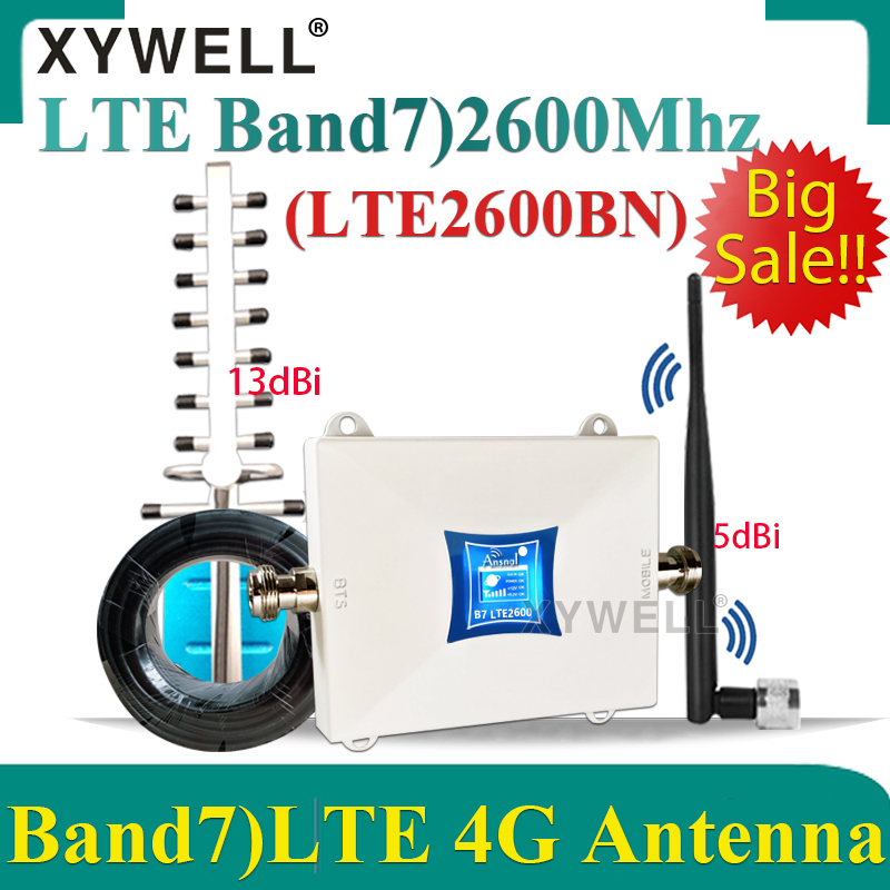 New!! 900 1800 2100 2600mhz CellPhone Cellular Booster 2G 3G 4G Cellular Amplifier GSM Repeater LTE DCS WCDMA 4G Signal Booster
