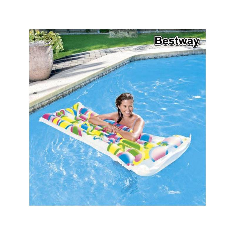 Inflatable Mattress Bestway 44021 (183x76 Cm)
