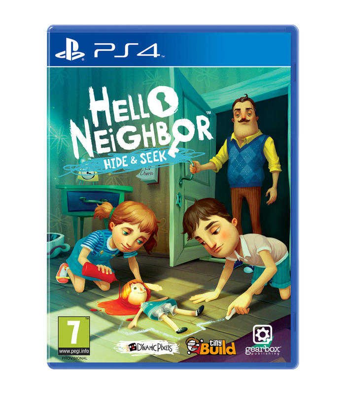 Hello Neighbor Hide & Seek Ps4 Playstation 4 Games Age 12 +|Game Deals| |  - title=
