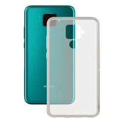 Pokrowiec do telefonu Huawei Mate 30 Lite Flex TPU przezroczysty na