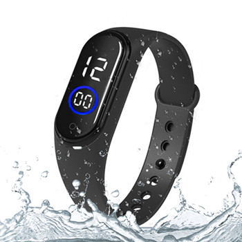 цены Men's LED Digital Watches Silicone Sport Electronic Wrist Watch Men Waterproof Watches Hodinky Reloj Hombre Relogio Masculino