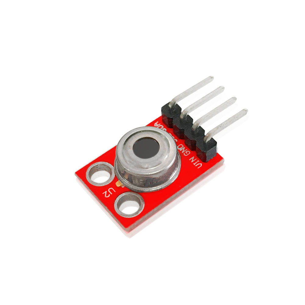 Taidacent MLX90614 Non Contact IR Temperature Sensor IR Temperature Acquisition Module Digital Infrared Temperature Sensor