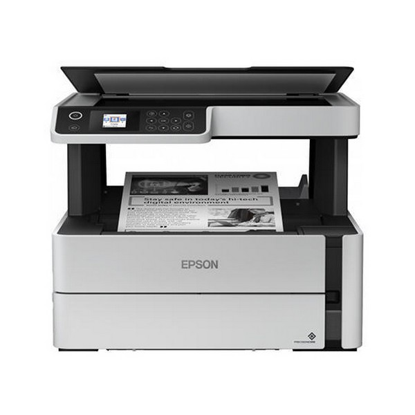 Multifunction Printer Epson EcoTank ET-M3140 Fax 39 Ppm 2400 Dpi WiFi Monochrome