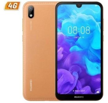 Перейти на Алиэкспресс и купить HUAWEI PHONE Y5 2019 5,5 дюйм2 Гб ОЗУ 16 Гб коричневый