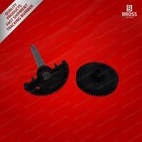 BGE38 1 1 zestaw 2 sztuk korpus przepustnicy siłownika biegów zestaw naprawczy do M3 E90 E91 E92 E93 M5 E60 13627838085 13627834494  13627834494 w Zawory i części od Samochody i motocykle na