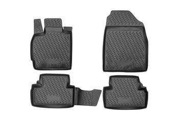 Floor mats for Mazda CX7 2010- car interior protection floor from dirt guard car styling tuning decoration image