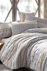 寝具セットシーツ綿 100%   高級 Ranforce トルコからベッドリネンセット 4 個布団カバーセットエスニック