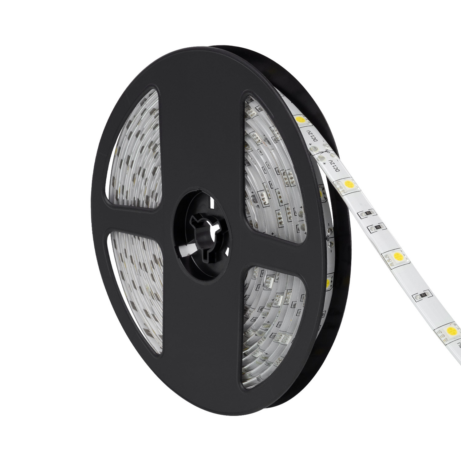 LED Strip 12V DC SMD5050 30LED/m 5m IP65