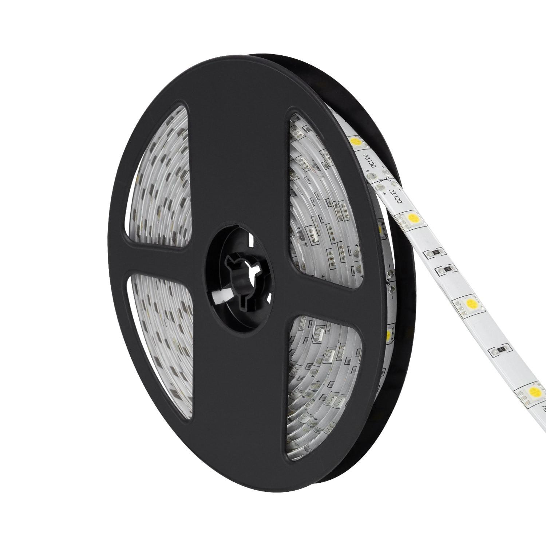 LED Strip 12V DC SMD5050 30LED/m 5m IP65