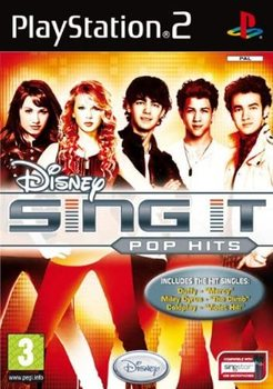 PS2 - Disney Sing it 2 Pop Hits