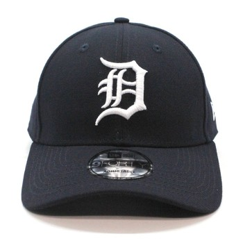 Detroit Tigers The League MLB 9forty New Era Cap, black cap, baseball cap, baseball caps, men caps, women cap, caps, hats