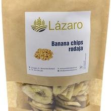 Lazarus Banana Chips slices 100 g