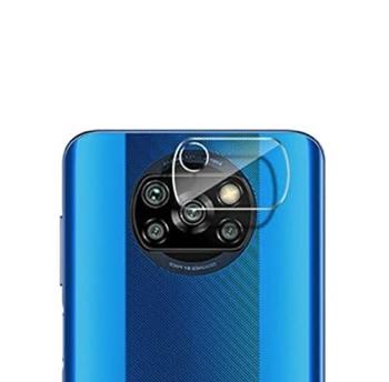 "Tempered Glass Protector Film Rear Camera Lens For Xiaomi Poco X3 NFC (4G) 6.67"""