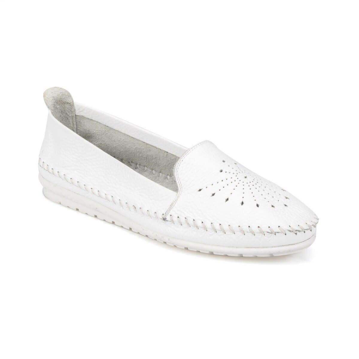 FLO 91.100773.Z White Women 'S Shoes Polaris