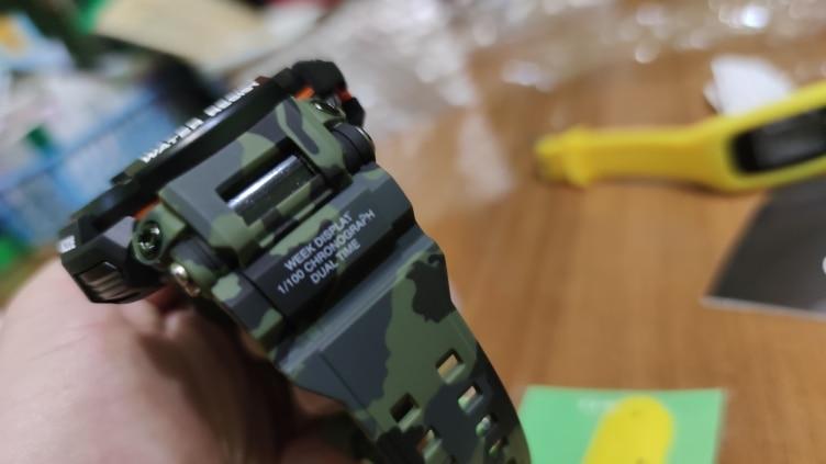 שעון צבאי לחיילים דגם 218 photo review