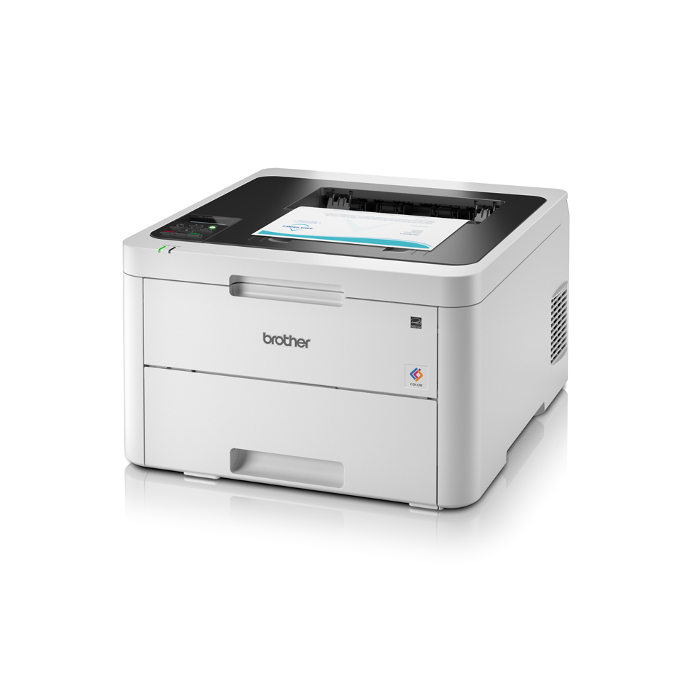 Printer Brother HL-3230CDW WIFI LED 256 MB White