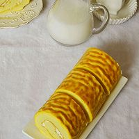 虎皮蛋糕卷蛋糕的做法图解12