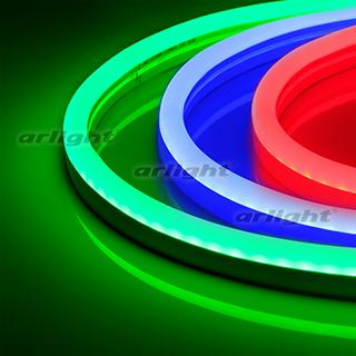 021725 Flexible Neon ARL-CF5060-U15M20-24V RGB (26x15mm) ARLIGHT 50th