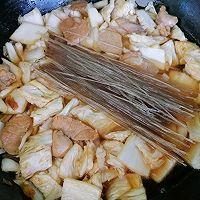 #太太乐鲜鸡汁芝麻香油#大锅菜的做法图解4