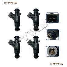 4x 0280156262 fuel injector for Chery Geely Chana Great Wall