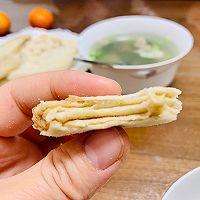 酥香松软的葱花发面饼的做法图解12