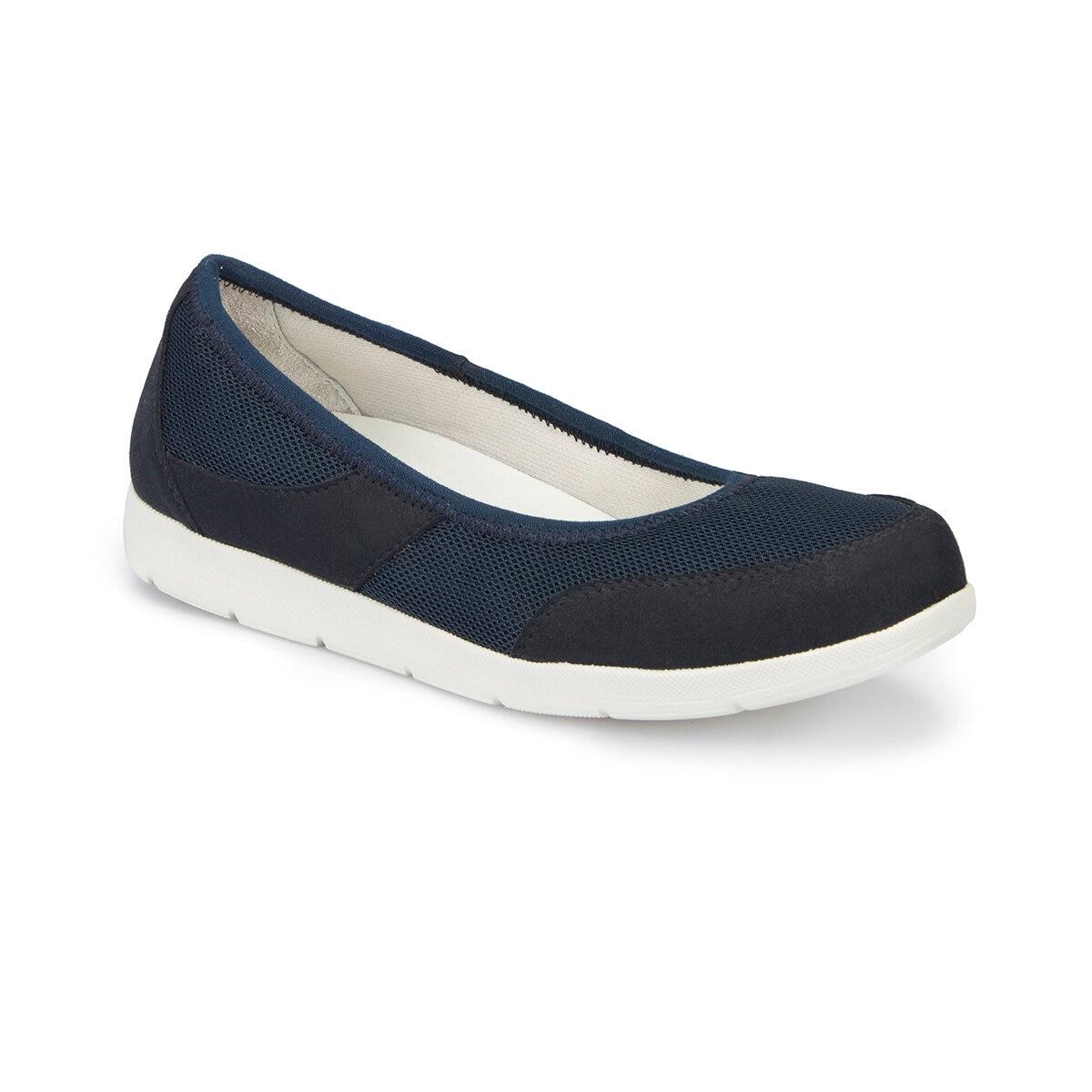 FLO 81.111251.Z Navy Blue Women Basic Comfort Polaris