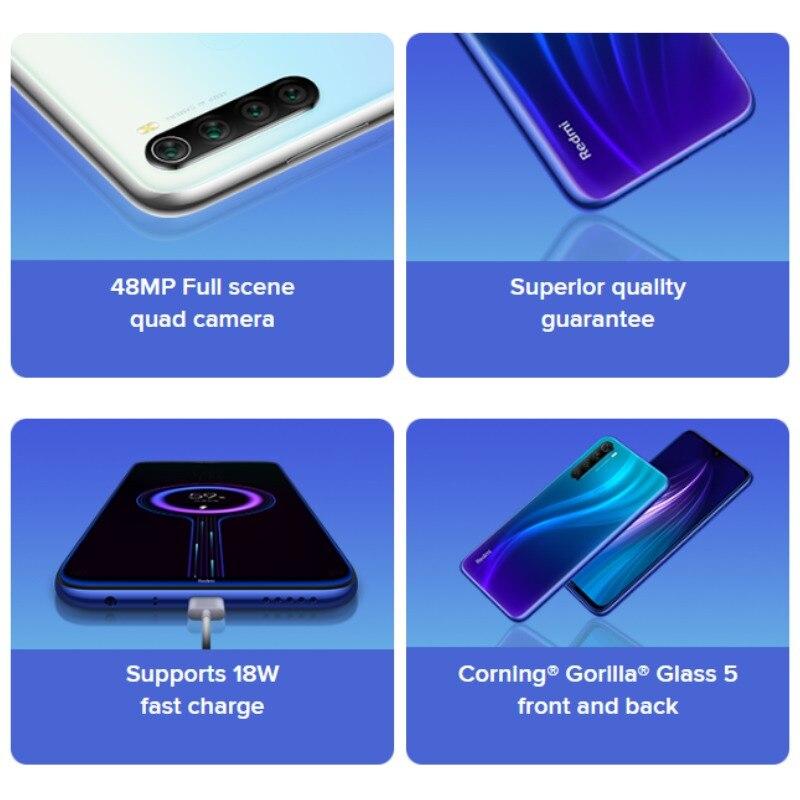 Global Version Redmi Note 8 32GB ROM 3GB RAM (LATEST ARRIVAL!), note8 32gb Smartphone Mobile