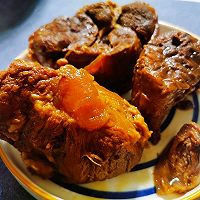 卤牛肉的做法图解4