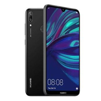 Перейти на Алиэкспресс и купить Huawei Y7 (2019) 3 Гб/32 ГБ Черный Dual SIM DUB-LX1