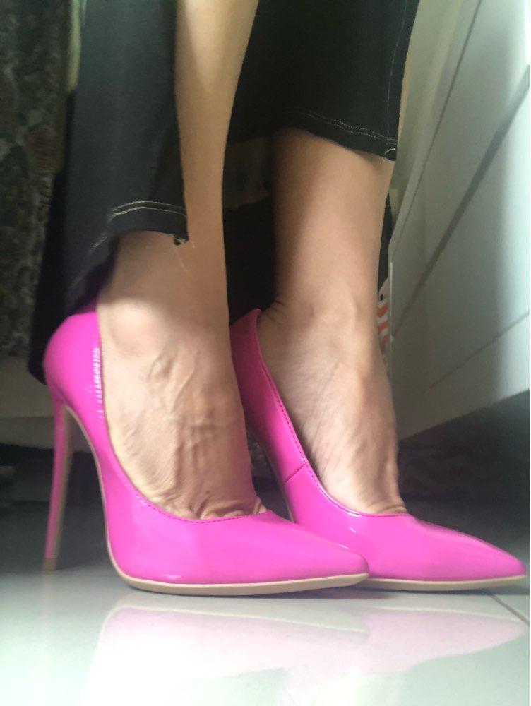 -- Patente Sapato Sapatos