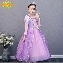 AngelGirl elbise kız noel cadılar bayramı çocuklar noel noel elbise cadılar bayramı Cosplay kostüm çocuk doğum günü partisi giyim