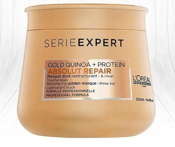 Loreal Serieexpert Absolut naprawa naprawa złota maseczka 250 ml 426420341 tanie i dobre opinie