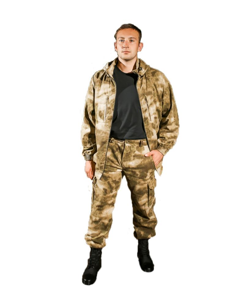 Suit Field For Hunting And Fishing InRuska Twill, Moss SUIT INRUSKA TWILL, MOSS