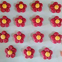 小红花曲奇饼干的做法图解15