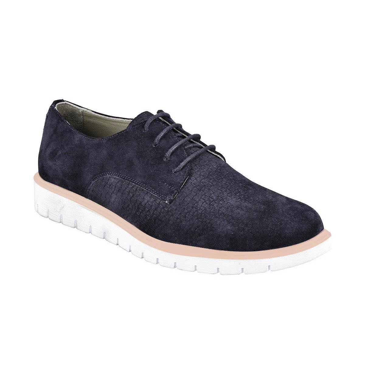 FLO 55506-1 M 1910 Navy Blue Men 'S Modern Shoes JJ-Stiller