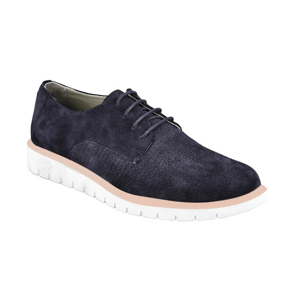 FLO 55506-1 M 1910 Navy Blue Men 'S Modern Shoes-Styles
