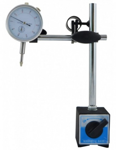 JBM 52904 DEPTH GAUGE WITH STAND MAGNETIC