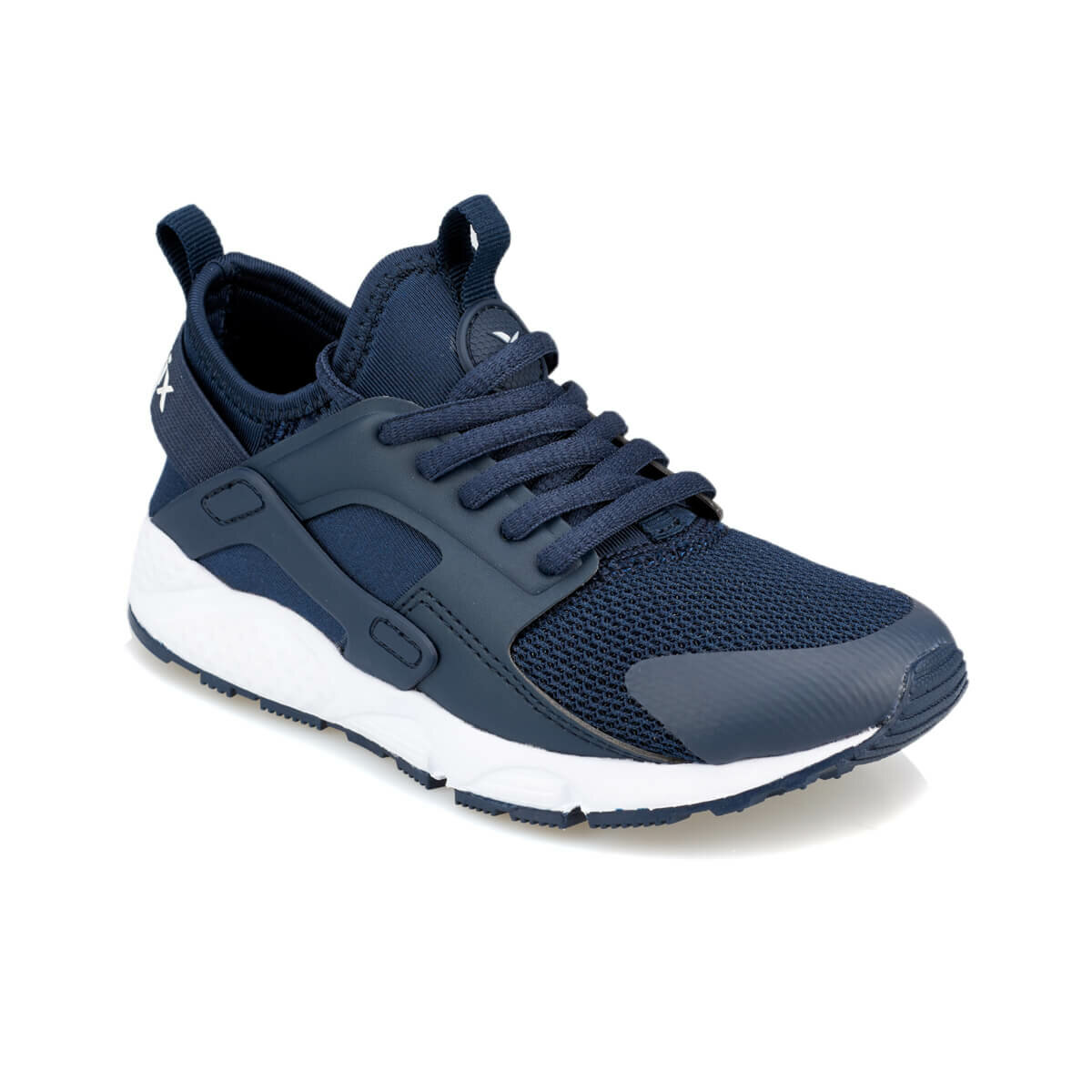 FLO APUS Navy Blue Male Child Sneaker Shoes KINETIX