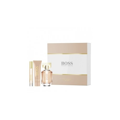CHLOE FLEUR EDP 75ML + BODY LOTION 100ML + MINIATURE 7,5ML
