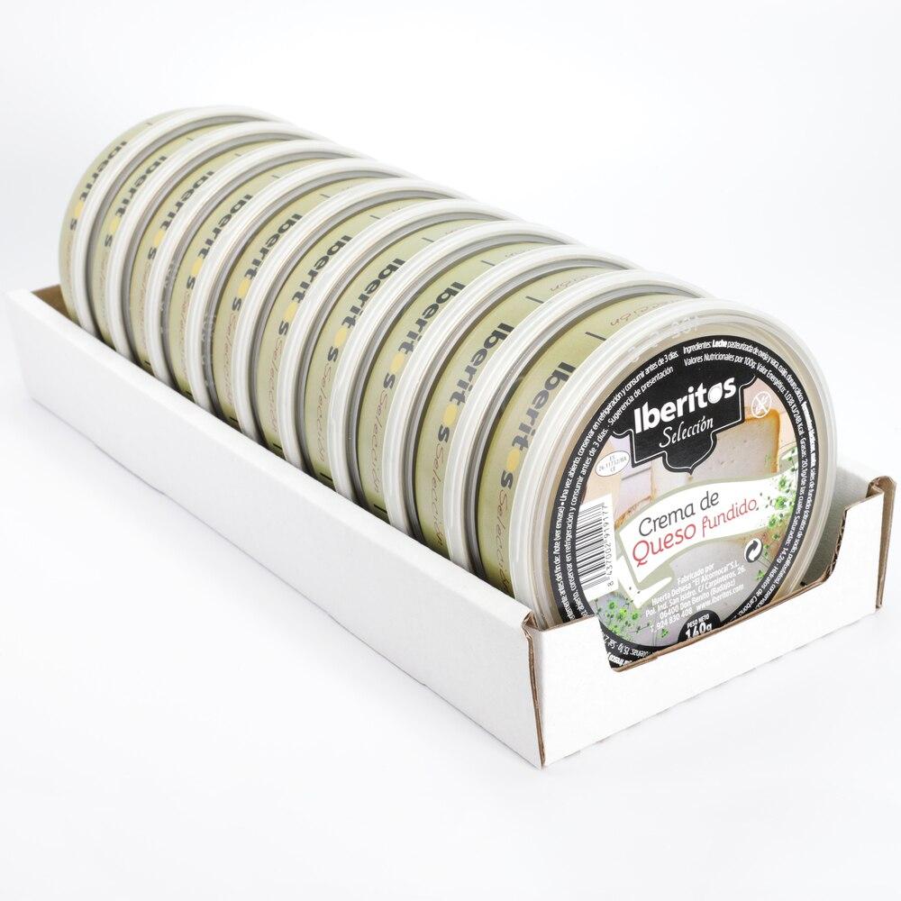 IBERITOS - Bnadeja крем для супа с сыром тускнеющий-топ 10 дисков x 140g-крем для супа с сыром,