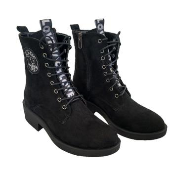 Tuwoshoes Love Boot Women Boots Suede