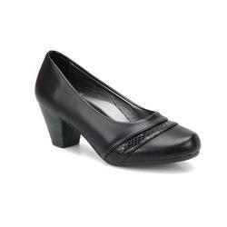 FLO 72.158111.Z Schwarz Frauen Gova Schuhe Polaris