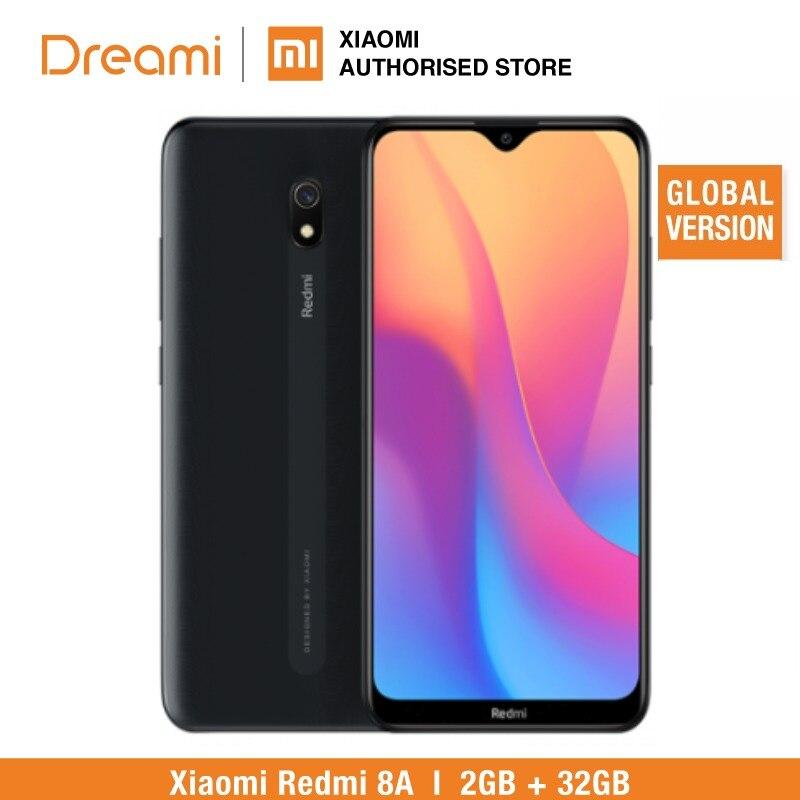 Global Version Xiaomi Redmi 8A 32GB ROM 2GB RAM (LATEST ARRIVALS!!) 8a 32gb