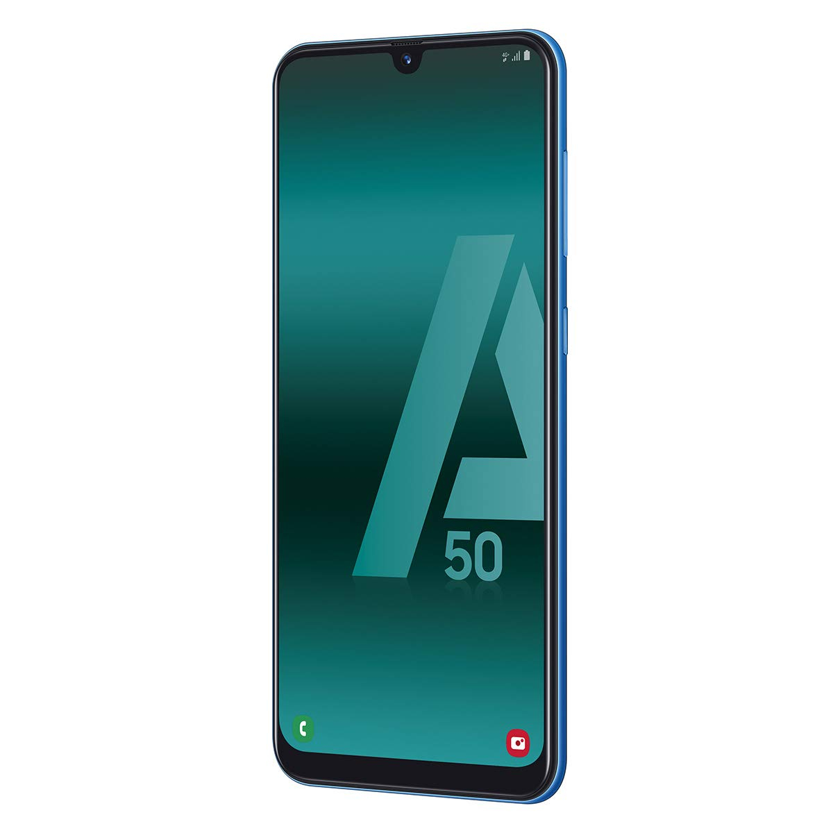 "Samsung Galaxy A50, Color Blue (Blue), Dual SIM, 128 GB Rom, 4GB Ram, Screen 6.4 ""FHD SAmoled Infinity U Dis"