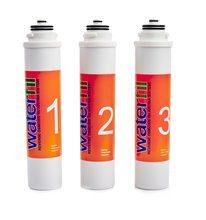 Combinaison de filtre 3'lü Compatible WaterLife 419835920