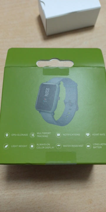 Amazfit Bip Smart Watch Bluetooth GPS Sport Heart Rate Monitor IP68 Waterproof Call Reminder Amazfit APP Notification Vibration|Smart Watches|   - AliExpress