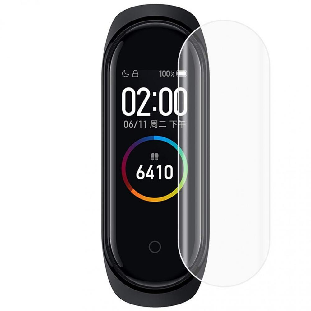 Protector Xiaomi Mi Band 4 Transparent Protection Tempered Glass