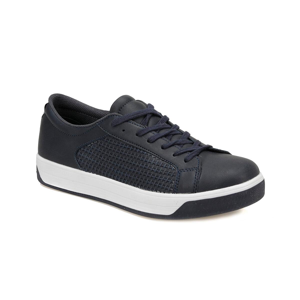 FLO 71175 Navy Blue Men 'S Shoes Forester